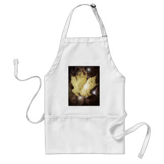 Fallen Leave Adult Apron