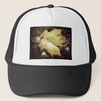Fallen Leave Trucker Hat