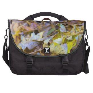 Fallen Leaves Commuter Bags