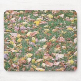 Fallen Leaves, Mousepad