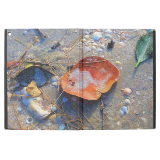"Fallen Leaves on Sand iPad Pro 12.9"" Case"