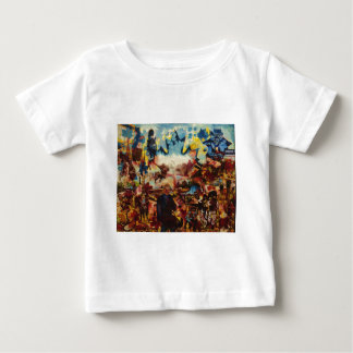 Fallen Leaves remembered by John Hart Baby T-Shirt