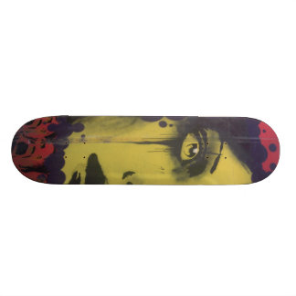 Fallen madonna skateboard