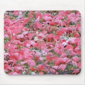 Fallen Petals mousepad