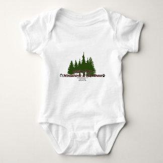 Fallen Pines Apparel Baby Bodysuit