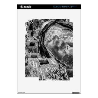 Fallen Roof Anasazi Ruins - Cedar Mesa - Utah iPad 3 Decals