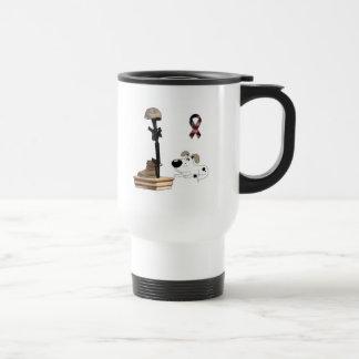 Fallen Soldier - Cutie Mourns Travel Mug