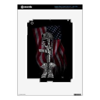 fallen soldier.jpg iPad 3 skin