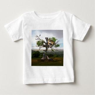 Fallen Soldier's Cross Baby T-Shirt