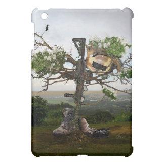 Fallen Soldier's Cross Case For The iPad Mini