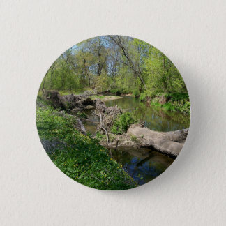 Fallen Timber Pinback Button