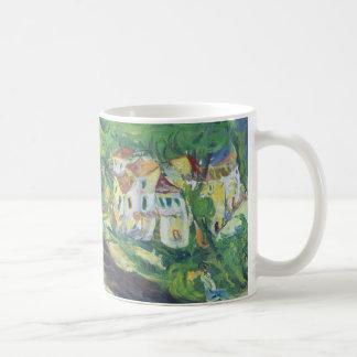 Fallen Tree, c.1922-23 Coffee Mug