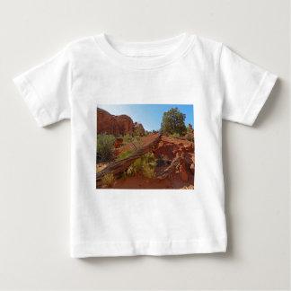 Fallen Tree in Firey Furnace.jpg Baby T-Shirt