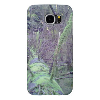 Fallen tree in the forest samsung galaxy s6 case