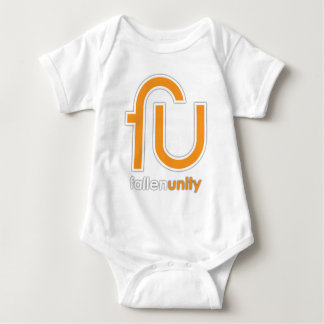 Fallen Unity light T Baby Bodysuit