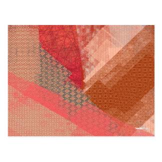 Falling Apart Post Card