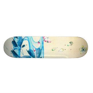 Falling Blossoms 1870 Skate Decks
