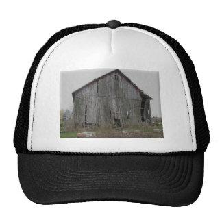 Falling Down Barn Trucker Hat