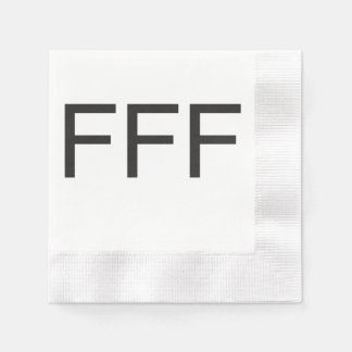 falling down funny.ai paper napkin