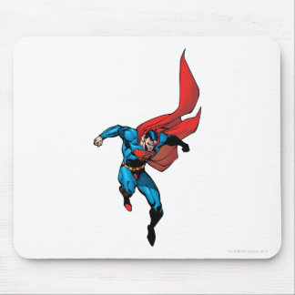 Falling Down - Superman Mouse Pad