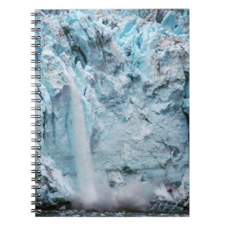 Falling Ice Notebook