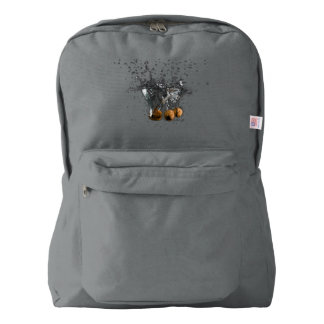 Falling into the water,For school entry American Apparel™ Backpack
