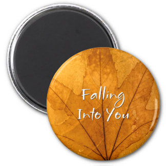 Falling Into You Magnet