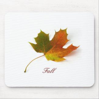 Falling Leaf Mouse Pad