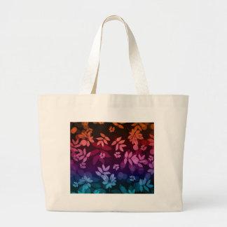 Falling Leaves Canvas Bag