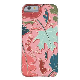 Falling Leaves Phone Case Barely There iPhone 6 Case
