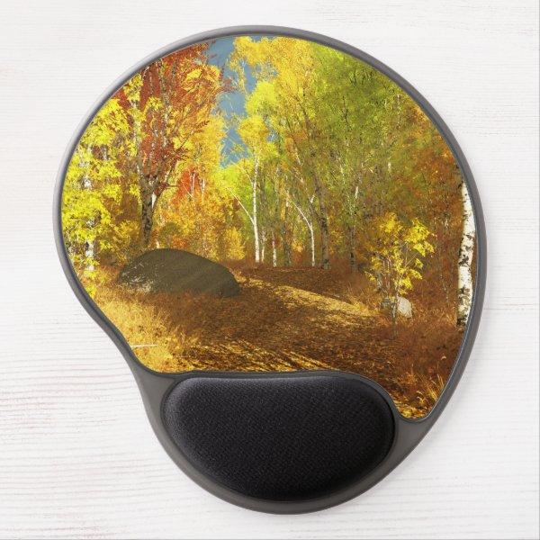Falling Light Gel Mousepad