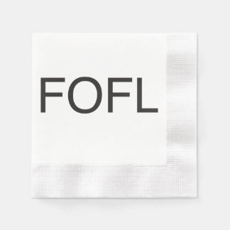 falling on floor laughing.ai paper napkin
