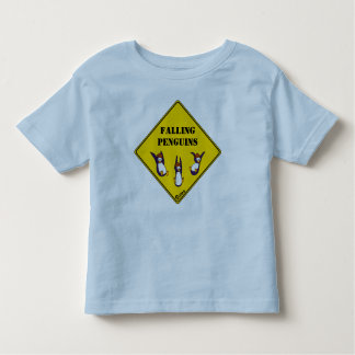 Falling Penguins T-Shirt