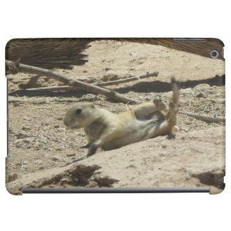 Falling Prairie Dog iPad Air Covers