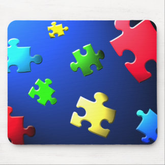 Falling Puzzles mousepad