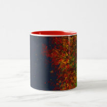 Falling Rainbow Mug