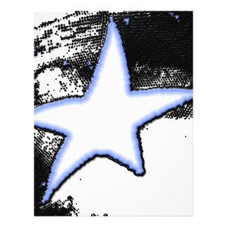 Falling Star Custom Flyer