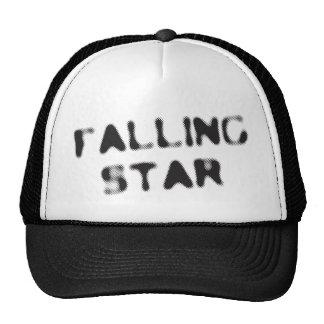 FALLING STAR MESH HATS