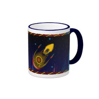 Falling Star Coffee Mugs