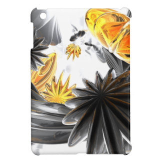 Falling Stars Abstract Cover For The iPad Mini
