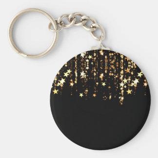 falling stars keychain