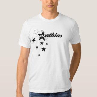 Falling Stars - Mathias Clothing Tee Shirt