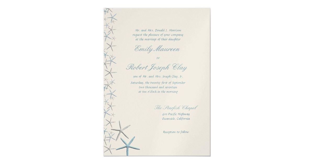 falling stars parents names wedding invitation zazzle