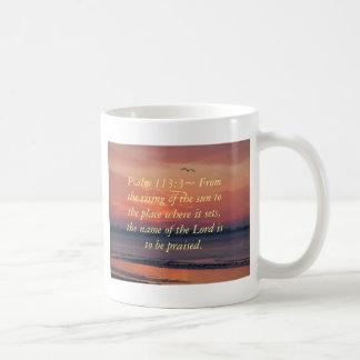 Falling Sun Coffee Mug