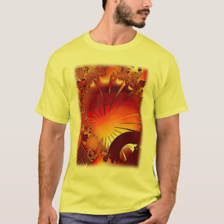 Falling through space T-Shirt
