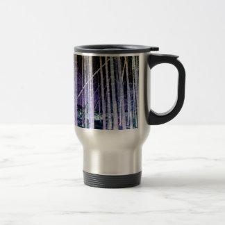 Falling Tree 15 Oz Stainless Steel Travel Mug