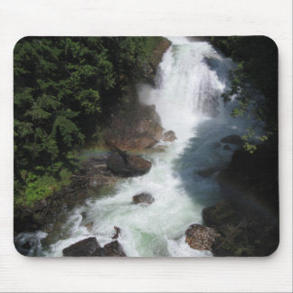 Falling Water Mouse Pad