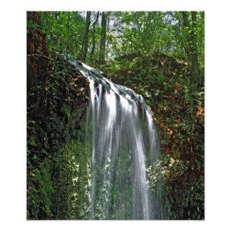 Falling Waters. Washington Co., Fl. Photographic Print