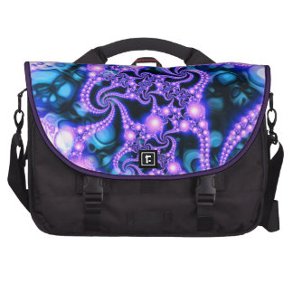 Falling Within  (cool) - Psychedelic Fractal Commuter Bags
