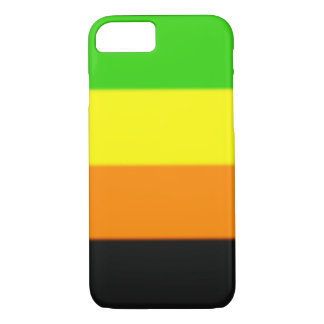 Fallln Aromantic Pride Flag iPhone 8/7 Case